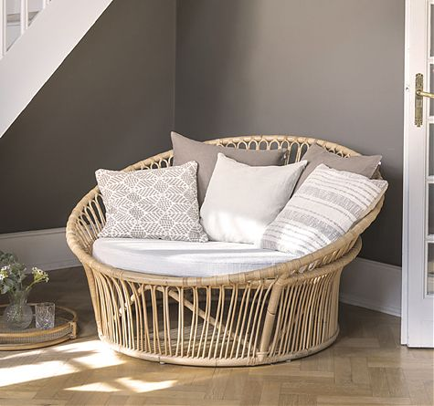 wetterfeste loom gartenm bel rattan loom korb m bel looms. Black Bedroom Furniture Sets. Home Design Ideas