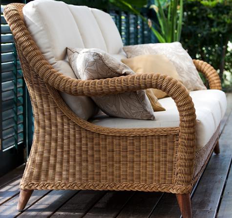 Kenya Rattan Lounge Möbel - Rattan-, Loom- & Korb-Möbel - looms