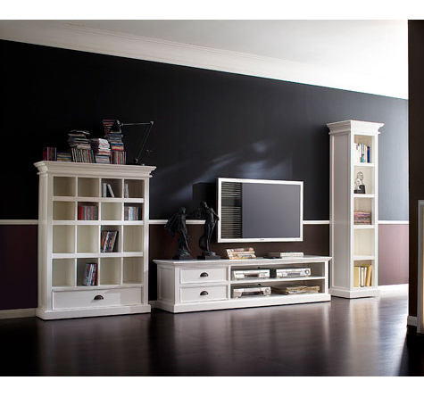 m bel moderner landhausstil die neuesten. Black Bedroom Furniture Sets. Home Design Ideas