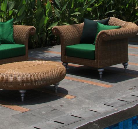 rattan lounge mendelssohn out rattan loom korb m bel looms. Black Bedroom Furniture Sets. Home Design Ideas