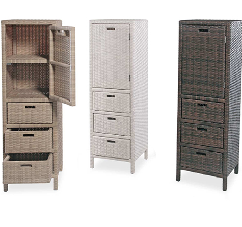 rattanschrank cabinet inout rattan loom korb m bel looms. Black Bedroom Furniture Sets. Home Design Ideas