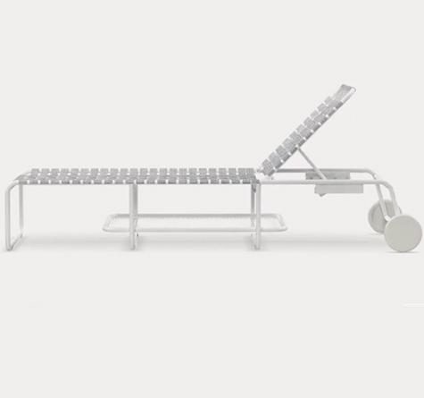 polyrattan sonnenliege inout 801 rattan loom korb m bel looms. Black Bedroom Furniture Sets. Home Design Ideas