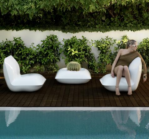loungem bel outdoor rattan. Black Bedroom Furniture Sets. Home Design Ideas