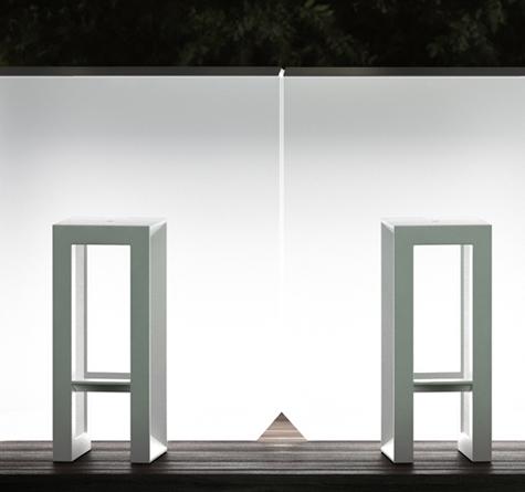 vondom vela barhocker rattan loom korb m bel looms. Black Bedroom Furniture Sets. Home Design Ideas
