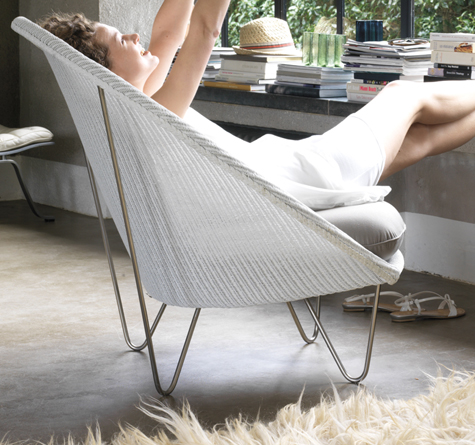 Lounge sessel rund garten  Loom Lounge Chair Joe - Rattan-, Loom- & Korb-Möbel - looms