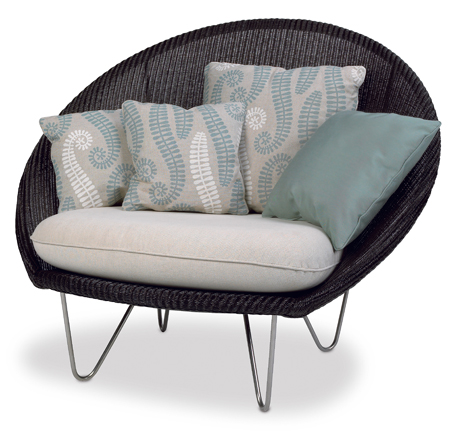 Lounge stuhl garten  Loom Lounge Chair Joe - Rattan-, Loom- & Korb-Möbel - looms