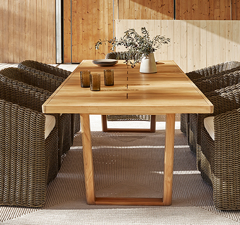rattan gartenm bel saint tropez rattan loom korb m bel looms. Black Bedroom Furniture Sets. Home Design Ideas