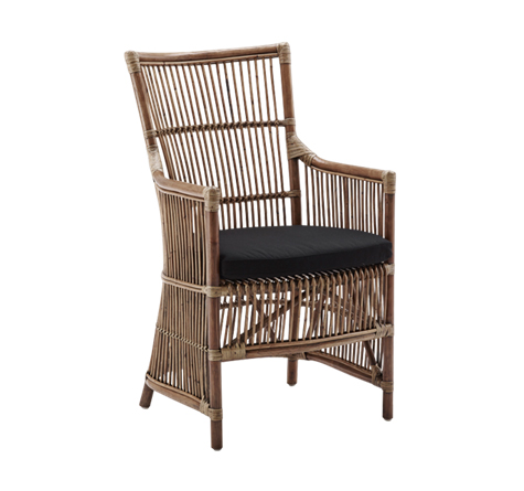 Rattan Stuhl Da Vinci - Rattan-, Loom- & Korb-Möbel - looms