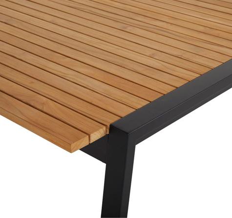 esstisch mosaik thor rattan loom korb m bel looms. Black Bedroom Furniture Sets. Home Design Ideas