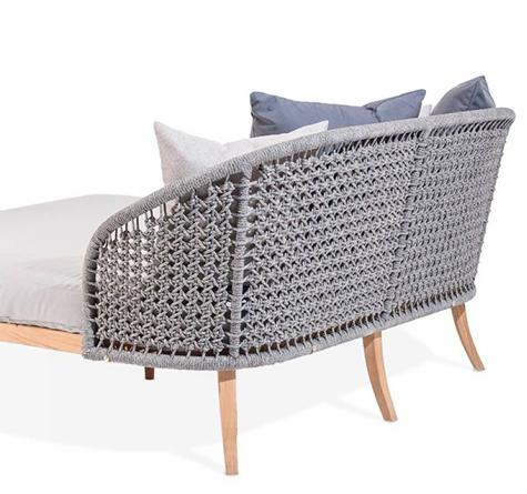 looms rattan gartenm bel hollywoodschaukel adrian. Black Bedroom Furniture Sets. Home Design Ideas
