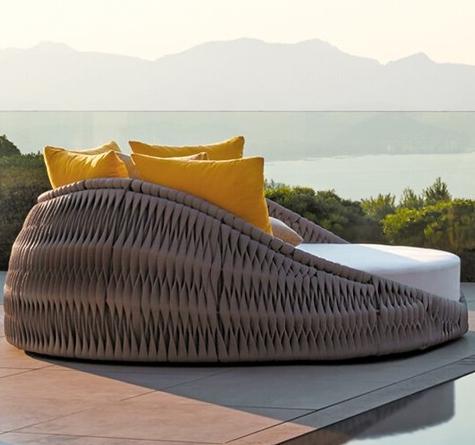 Design sonneninsel  Sonneninseln - Rattan-, Loom- & Korb-Möbel - looms