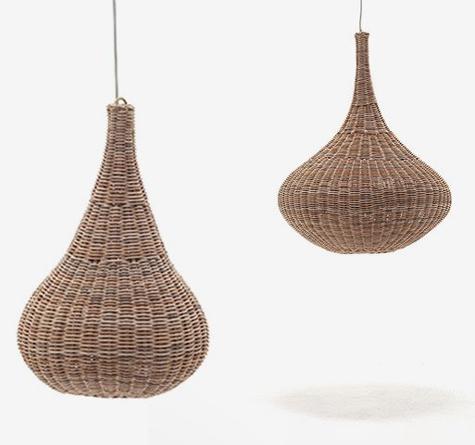 korblampen spin rattan loom korb m bel looms. Black Bedroom Furniture Sets. Home Design Ideas