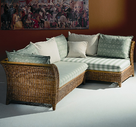 ecksofa rattan bestseller shop f r m bel und einrichtungen. Black Bedroom Furniture Sets. Home Design Ideas
