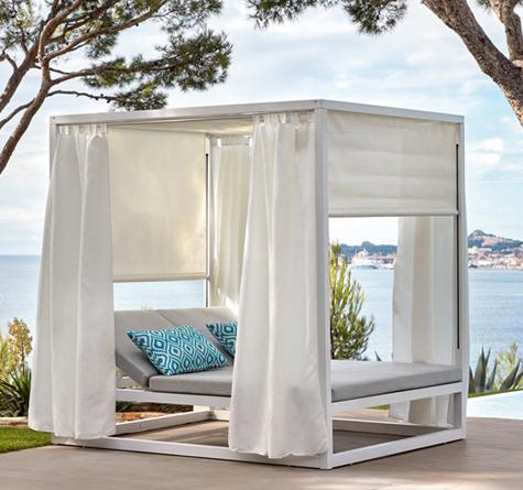 bambusbetten rattan loom korb m bel looms. Black Bedroom Furniture Sets. Home Design Ideas