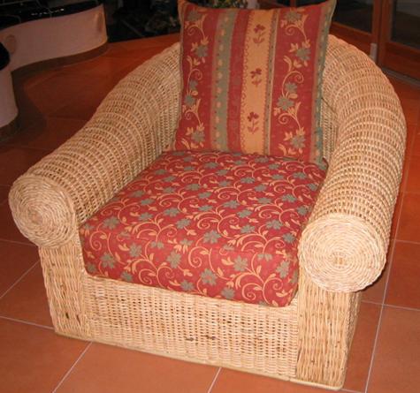 rattan schlafsofa fiorito rattan loom korb m bel looms. Black Bedroom Furniture Sets. Home Design Ideas