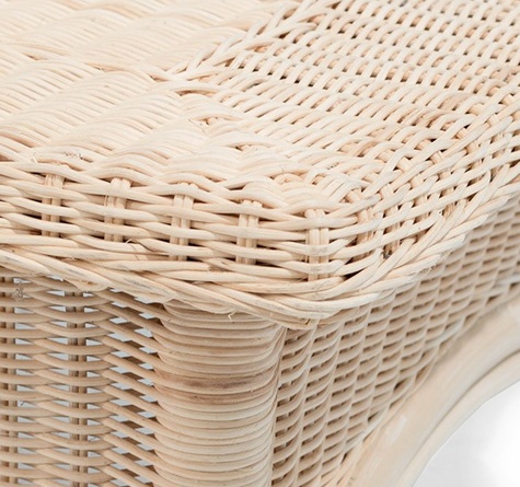 Rattan Tische Sylvia - Rattan-, Loom- & Korb-Möbel - looms