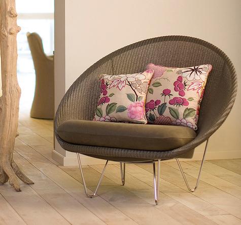 Lounge sessel rattan  Loom Lounge Chair Joe - Rattan-, Loom- & Korb-Möbel - looms