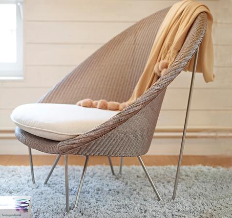 Lounge sessel rattan  looms - Möbel überraschend anders! - Pforzheim