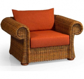 rattan lounge sessel rattan loom korb m bel looms. Black Bedroom Furniture Sets. Home Design Ideas