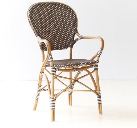 rattan stuhl isabell rattan loom korb m bel looms. Black Bedroom Furniture Sets. Home Design Ideas