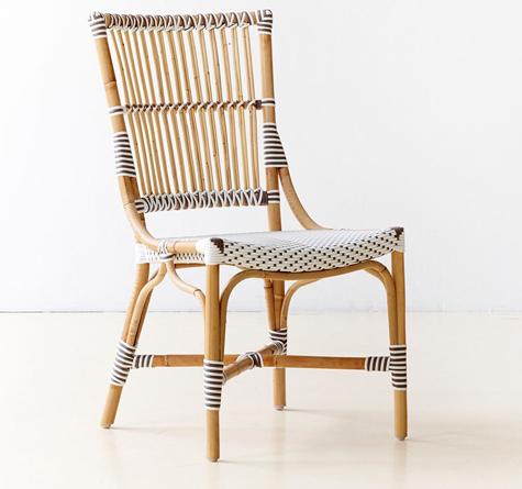 rattan sessel monique rattan loom korb m bel looms. Black Bedroom Furniture Sets. Home Design Ideas