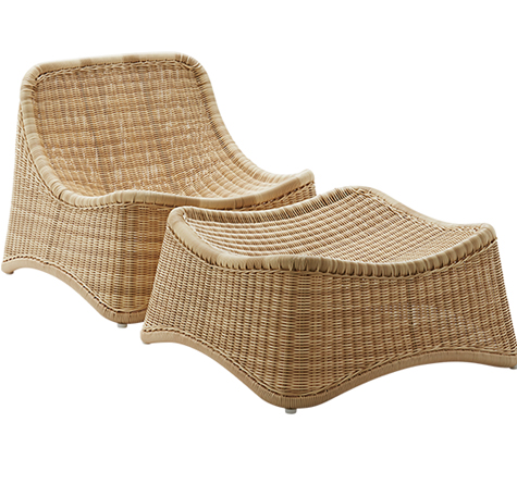 kunstrattan sessel cheap cruz rattan sessel with. Black Bedroom Furniture Sets. Home Design Ideas