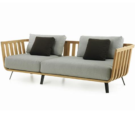 Teak Lounge Möbel Welcome - Rattan-, Loom- & Korb-Möbel - looms