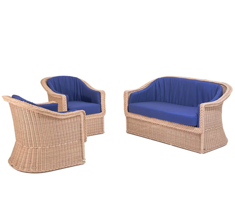 Loungemöbel Outdoor Madera - Rattan-, Loom- & Korb-Möbel - looms
