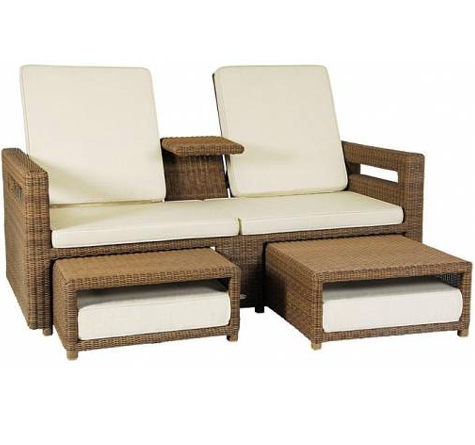 rattan liege san marino lovers rattan loom korb m bel looms. Black Bedroom Furniture Sets. Home Design Ideas