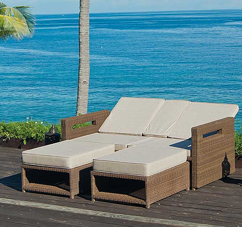 gartenm bel rattan liege my blog. Black Bedroom Furniture Sets. Home Design Ideas