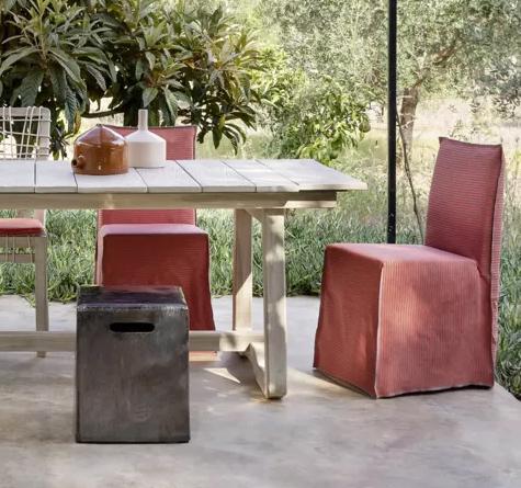 unopiu gartenm bel jolie rattan loom korb m bel looms. Black Bedroom Furniture Sets. Home Design Ideas