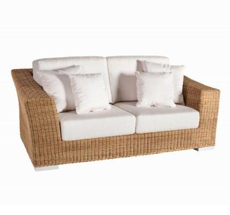 Rattan Gartenmöbel Lounge Green - Rattan-, Loom- & Korb-Möbel - looms