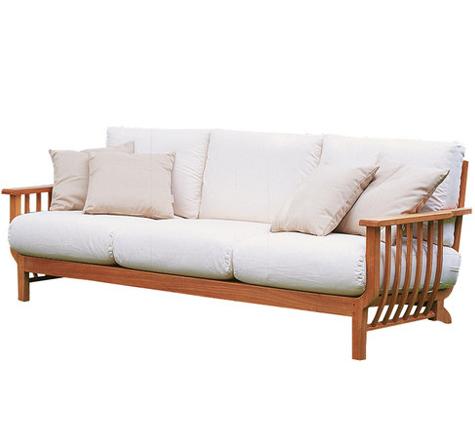 Unopiu Teak Gartenmöbel Chelsea - Rattan-, Loom- & Korb-Möbel - looms