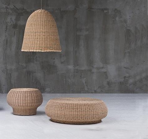 couchtische rattan loom korb m bel looms. Black Bedroom Furniture Sets. Home Design Ideas