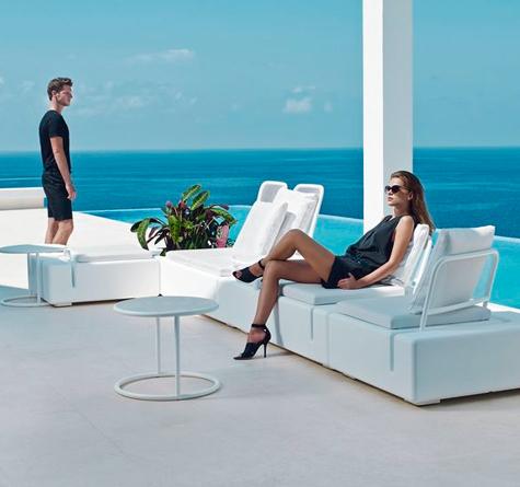 design gartenmöbel lounge kes - rattan-, loom- & korb-möbel - looms, Gartenarbeit ideen