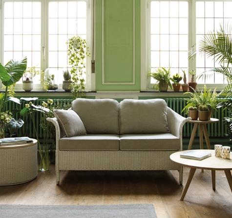 Looms Lloyd Loom Möbel Pforzheim - Loom Sofa Victor Lounge