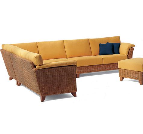 rattan ecksofa amerigo rattan loom korb m bel looms. Black Bedroom Furniture Sets. Home Design Ideas
