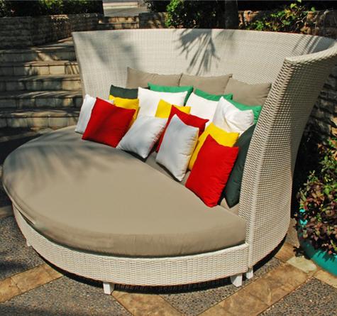 lounge sofa rund. Black Bedroom Furniture Sets. Home Design Ideas