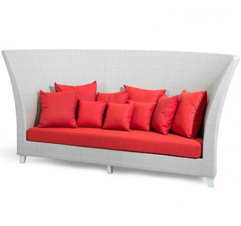 Rattan Lounge Sofa Oversize Rattan Loom Korb M Bel Looms