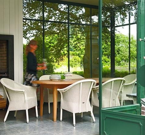 Loom Wintergartenmöbel Victor Lounge - Rattan-, Loom- & Korb-Möbel ...