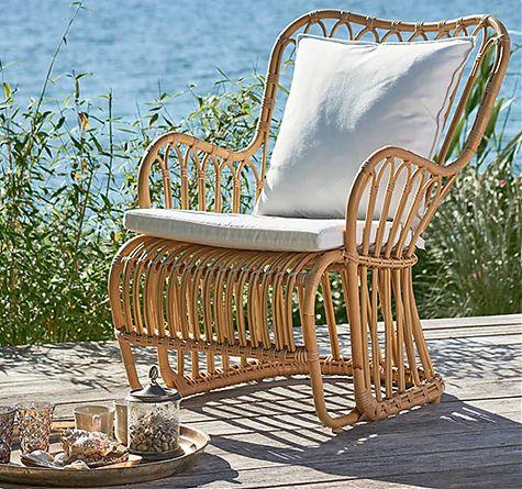 rattan st hle rattan loom korb m bel looms. Black Bedroom Furniture Sets. Home Design Ideas