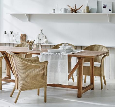 lloyd loom duo classic rattan loom korb m bel looms. Black Bedroom Furniture Sets. Home Design Ideas