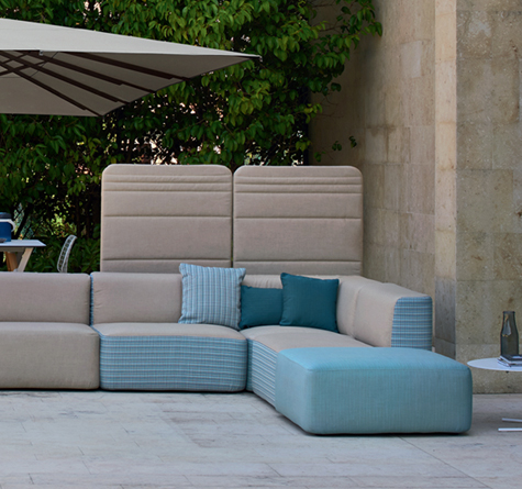 outdoor m bel lounge belt rattan loom korb m bel looms. Black Bedroom Furniture Sets. Home Design Ideas