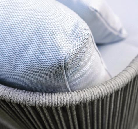 teak lounge m bel york rattan loom korb m bel looms. Black Bedroom Furniture Sets. Home Design Ideas