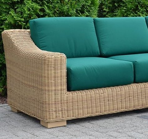 rattan couch cartesio out rattan loom korb m bel looms. Black Bedroom Furniture Sets. Home Design Ideas