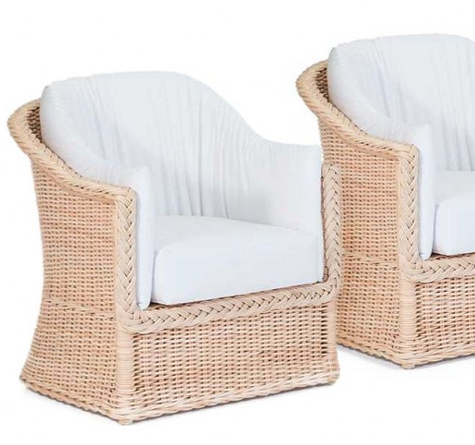 wintergartenm bel madera rattan loom korb m bel looms. Black Bedroom Furniture Sets. Home Design Ideas
