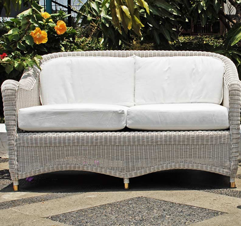 Rattan Lounge Consueto Over OUT - Rattan-, Loom- & Korb-Möbel - looms
