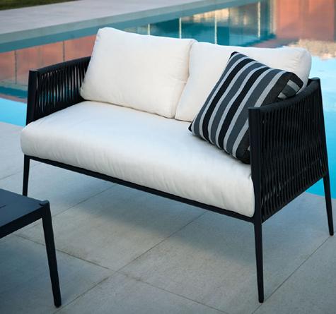 designer gartenm bel luce lounge rattan loom korb. Black Bedroom Furniture Sets. Home Design Ideas