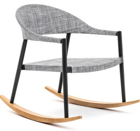 Clever Schaukelstuhl - Rattan-, Loom- & Korb-Möbel - looms