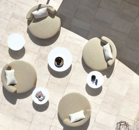 Outdoorstoff Gartenmöbel - Rattan-, Loom- & Korb-Möbel - looms